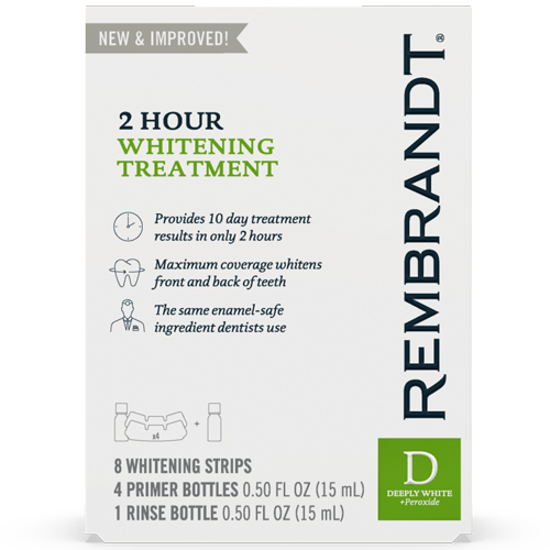 Rembrandt Tooth Whitening