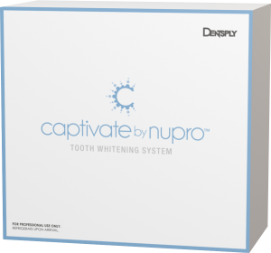 Captivate NUPRO Tooth Whitening